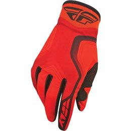 Red, Black Fly Racing Mens Pro Lite Gloves 2015 Red Black