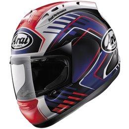 Arai Corsair V Rea 3 Full Face Helmet Red