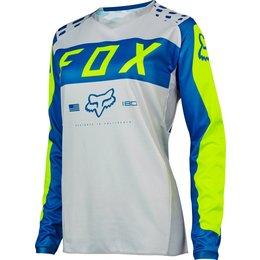 Fox Racing Womens 180 Jersey Grey