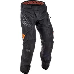 Fly Racing Mens Patrol XC Cold Weather Pants Black