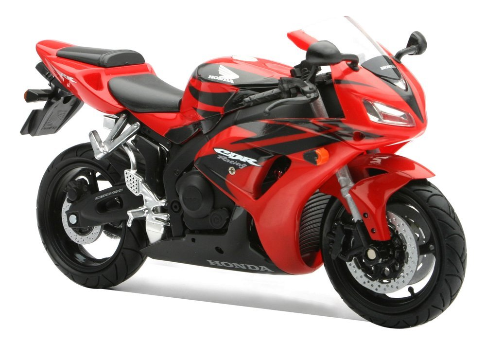 Honda Cbr1000rr Review >> $11.99 New Ray Toys Honda CBR 1000RR 2007 Motorcycle Toy #1038965
