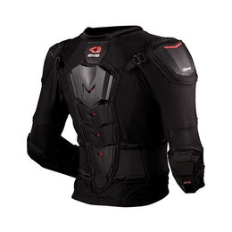 Black, Red Evs Youth Comp Suit Protection Jacket 2014 Black