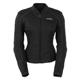 Black Fieldsheer Womens Corsair 2.0 Jacket Plus