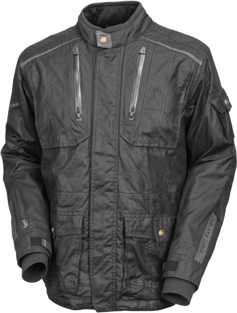 650 00 Rsd Mens Houston Waxed Cotton Riding Jacket 993945