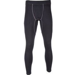 Klim Teton Merino Wool Base Layer Pants Black