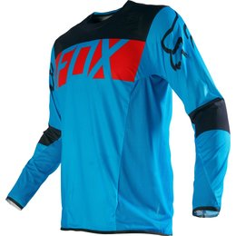 Fox Racing Mens FlexAir Libra Jersey Blue