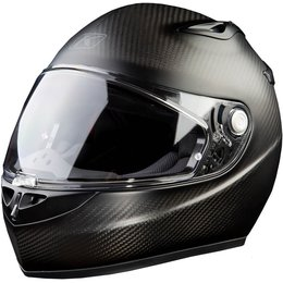 Klim K1R Karbon Raw Carbon Fiber ECE DOT Full Face Helmet Black