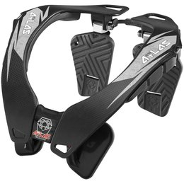 Atlas Brace Adult Carbon Neck Brace Protector 2013 Black