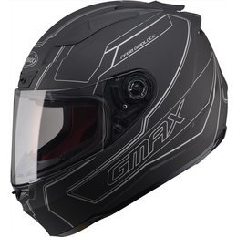 GMAX FF88 Full Face Derk Helmet Black