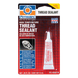 Permatex High Temperature Thread Sealant 6 ML 59214