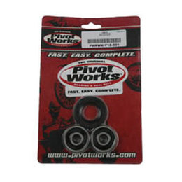 N/a Pivot Works Wheel Bearing Kit Front For Yamaha Tt-r125 03-09