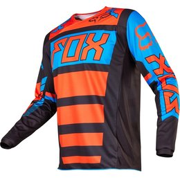 Fox Racing Youth 180 Falcon Jersey Black