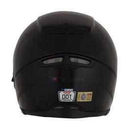 AFX FX-105 FX105 Full Face Helmet Black
