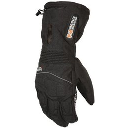 Black Mobile Warming Tx Textile Gloves