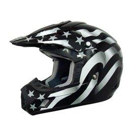 Stealth Afx Mens Fx-17 Fx17 Flag Helmet