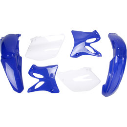 Acerbis Replacement Plastic For Yamaha YZ125 YZ250 Blue White 2044700215 Blue