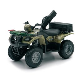 New Ray Toys Suzuki Vinson Auto 500 4x4 ATV Toy 1:12 Scale Green Camo 42903A
