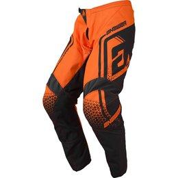 Answer Racing Mens Syncron Drift Pants Orange