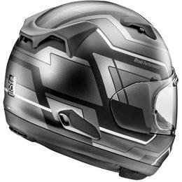 Arai Signet-X Place Full Face Helmet With Flip Up Shield Black