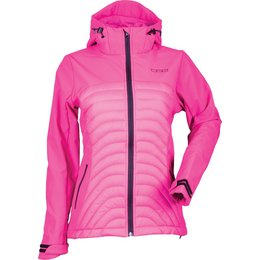 Divas Womens Softshell Jacket Pink