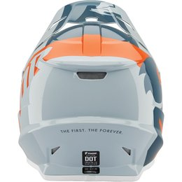 Thor Youth Sector Shear Helmet Grey
