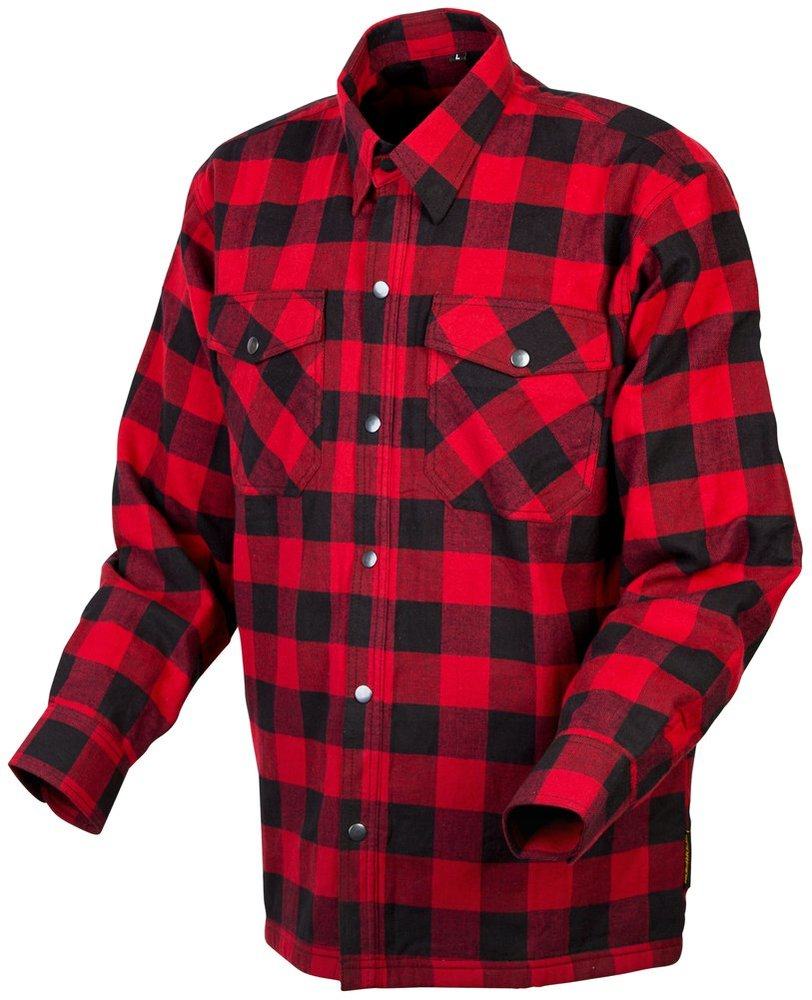 Scorpion mens covert flannel riding shirt small for Types of flannel shirts