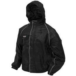 Black Frogg Toggs Road Toad Rain Jacket Ft63132-01sm