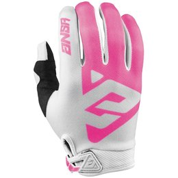 Answer Racing Womens AR-1 AR1 MX Gloves Grey