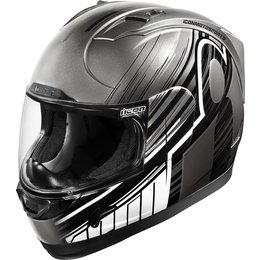 Icon Alliance Overlord Full Face Helmet Black