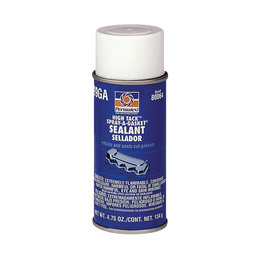 Permatex High Tack Spray-A-Gasket Sealant 4 Ounces 80064