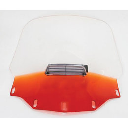 Memphis Shades Windshield Tall Vented Orange For Honda GL1500