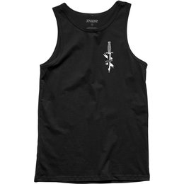 Thor Mens Juliet Tank Top Black