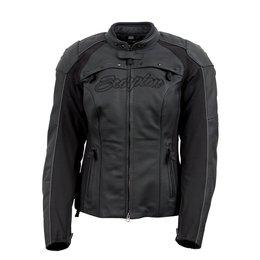 Black Scorpion Womens Vixen Leather Jacket 2014