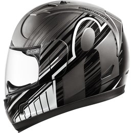 Icon Alliance Overlord Full Face Helmet Black