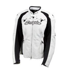 White Scorpion Womens Vixen Leather Jacket 2014