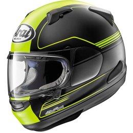 Arai Signet-X Focus Full Face Helmet With Flip Up Shield Yellow
