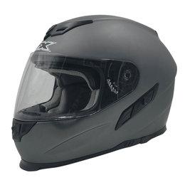 AFX FX-105 FX105 Full Face Helmet Grey