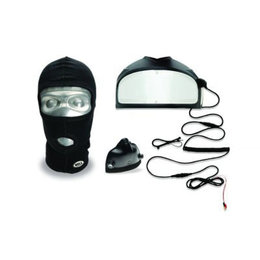 Clear Bell Powersports Arrow Snow Electric Shield Kit
