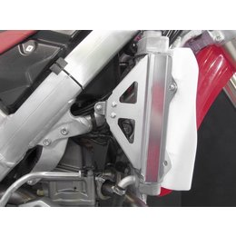 Aluminum Works Connection Radiator Brace For Kawasaki Kx450f