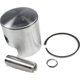 SPI +0.010 Snowmobile Original Style Oversize Piston Kit For Yamaha 09-812-01N Unpainted