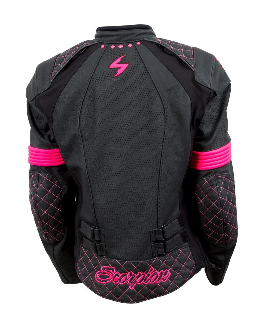 Scorpion leather motorcycle jackets