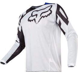 Fox Racing Mens 180 Race Airline Jersey White