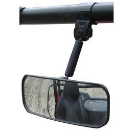 Seizmik UTV Auto Style Rear View Mirror Fits 1-3/4 Inch Black