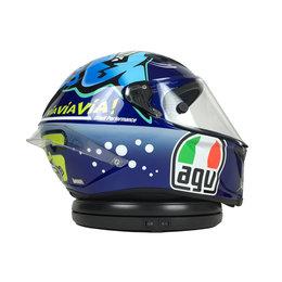 AGV Limited Edition Valentino Rossi Pista GP Shark 2015 Replica Helmet Multicolored
