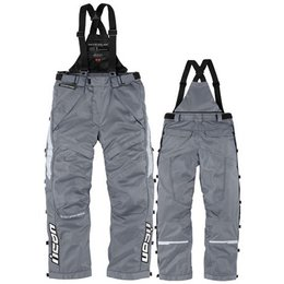 Grey Icon Patrol Raiden Waterproof Textile Pants