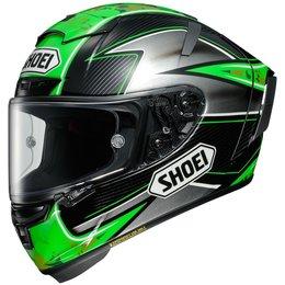 Shoei X-Fourteen X14 X-14 Laverty Replica Full Face Helmet Black