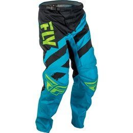Fly Racing Youth F-16 MX Pants Blue