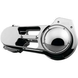 Belt Drives 2-3/4 Inch Open Belt Drive Harley Softail Dyna Chrome EVO-8S Unpainted