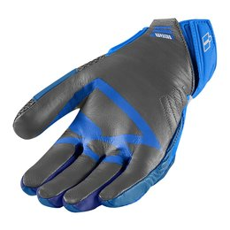 Blue Icon Mens Overlord Mesh Gloves 2014
