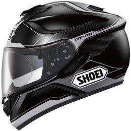 Black Shoei Gt-air Journey Full Face Helmet 2013